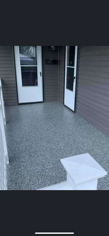 Concrete Floor Coating, Patio Coating, Pool Deck