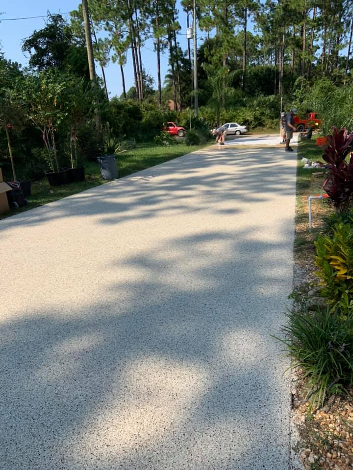 Driveway Coating, Garage Floor, Pool Deck